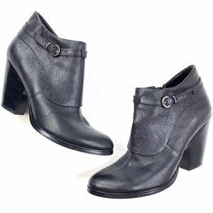 Nine West | Upbeato Genuine Leather Bootie Black